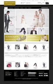 Online-Shop Carlo Govanni